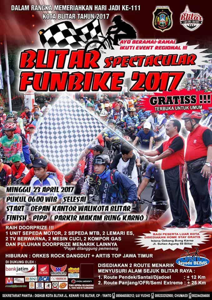 Blitar Spectacular Funbike 2017