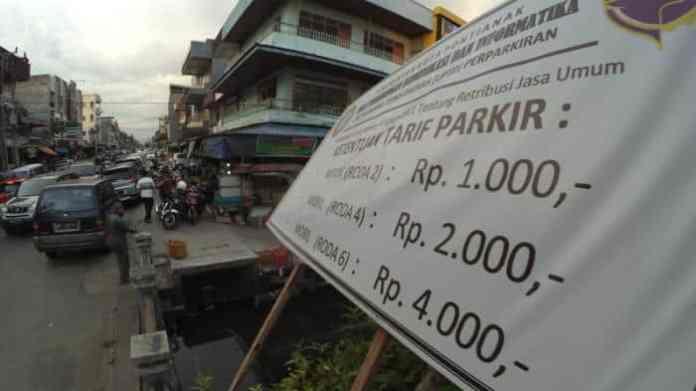 Tarif Parkir