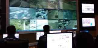 Tilang CCTV di Surabaya