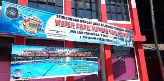 Water Park Sumber Udel Ditutup