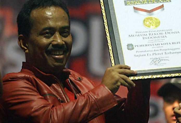 Wali Kota Blitar, Samanhudi Anwar