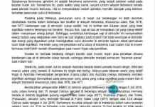 Press Release BMKG tentang Aphelion