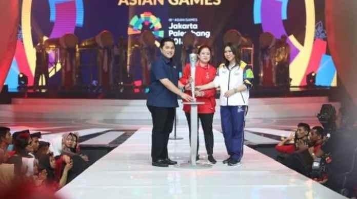 Obor Asia Games 2018