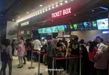 Ticket Box CGV Blitar Square Mall