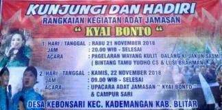 Jamasan Kyai Bonto