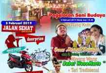 Event ulang tahun MI Hidayatul Ulum Dayu 01