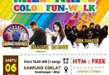 Color Fun Walk 2019