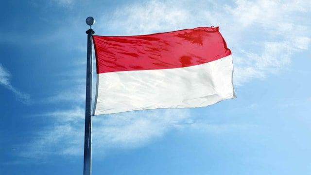 Ilustrasi bendera merah putih. Foto dari Kumparan.com