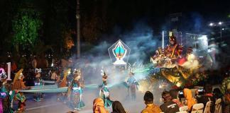 Kabupaten Blitar Raih 3 Penghargaan dalam Jatim Specta Night Carnival 2019