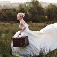 Булка от Стара Загора избяга с кума и парите от сватбата!