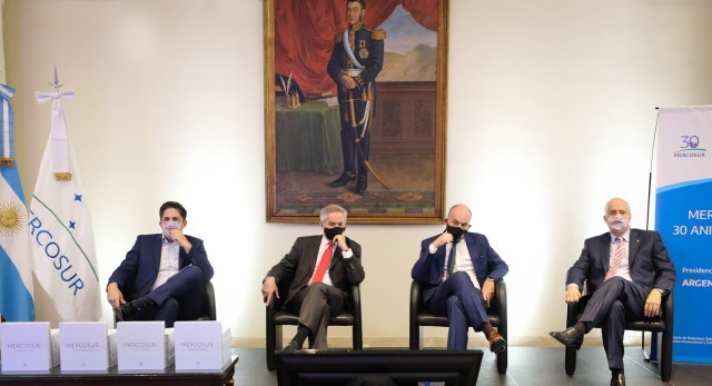 30° aniversario del Tratado de Asunción y durante la Presidencia Pro-Tempore argentina, este sexto Foro Empresarial del Mercosur
