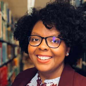 onique Breaux is Penn's Catalog Support Librarian