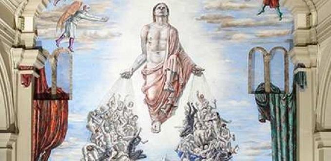 Arzobispo del Vaticano aparece en la pintura homoerótica que encargó