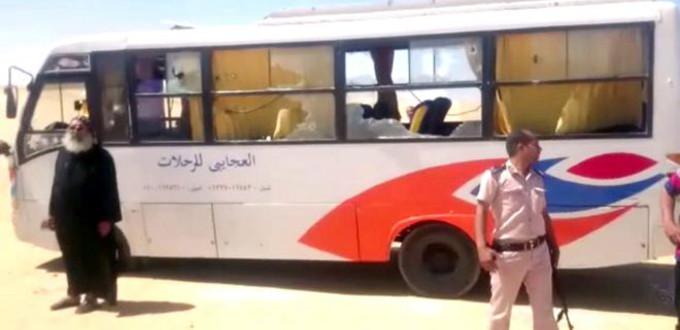 Nueva masacre contra coptos en Egipto