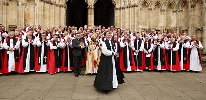 Resultado de imagen de anglicanos