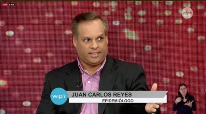 Juan Carlos Reyes-epidemiólogo