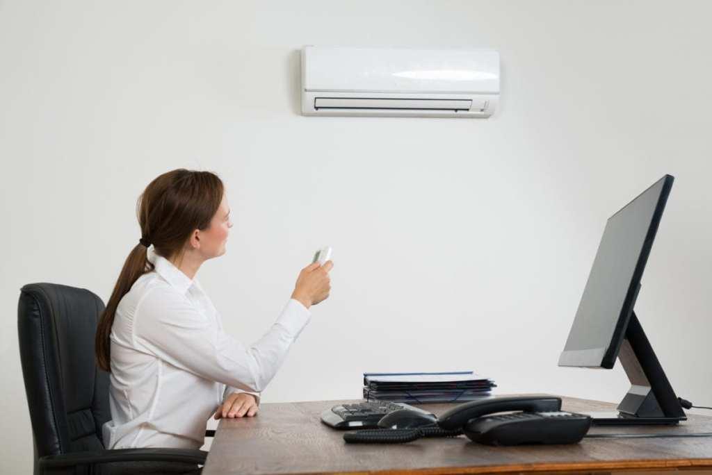 empresa de ar condicionado-infoclima