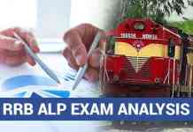 RRB ALP August 2018 Answer Key, Cutoff, Solution Sets (Shift 1,2,3), Loco Pilot Question Paper Analysis, Result Date