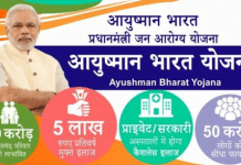Ayushman Bharat Yojana Card, Process to Apply Online at www.pmjay.gov.in