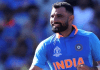 Thought of committing suicide three times - Mohammed Shami