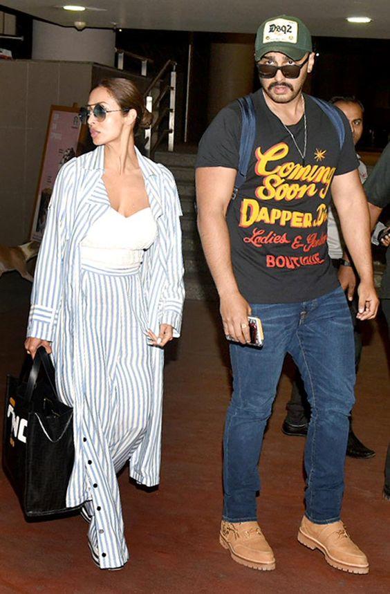Malaika Arora & Arjun Kapoor Marriage News, Relationship Status, Latest Hot Photographs