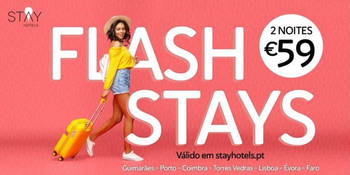 Stay Hotels: 2 noites por 59 euros