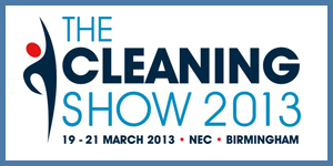 Cleaning Show UK 2013