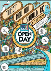ECU open day