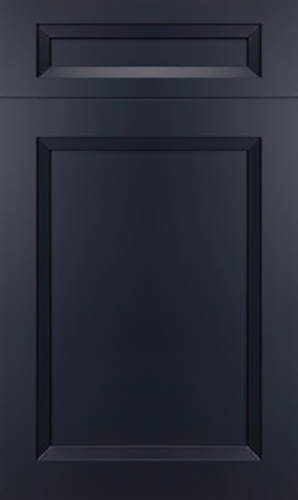 Bellrose Midnight Blue Transitional Kitchen Cabinet