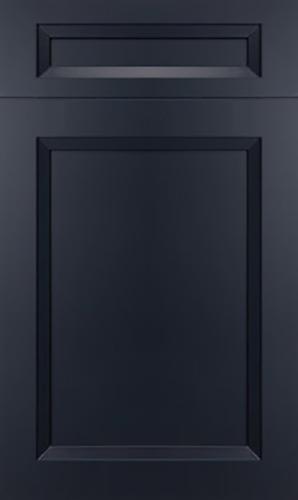 Bellrose Midnight Blue Transitional Kitchen Cabinet