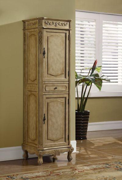 Kensington Linen Cabinet Tan