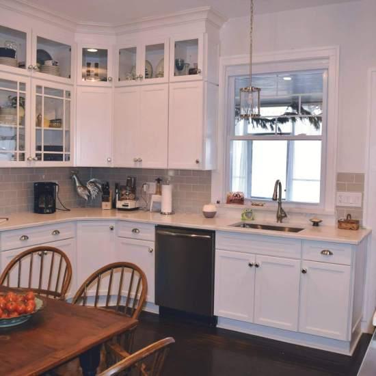 montclair kitchen cabinets