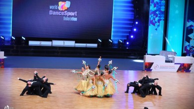 Photo of WDSF  World Championship Formation Standard
