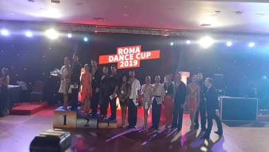 Photo of Roma Dance Cup Professional Latin