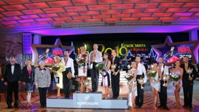 Photo of WDC World Latin Dance Cup 2019