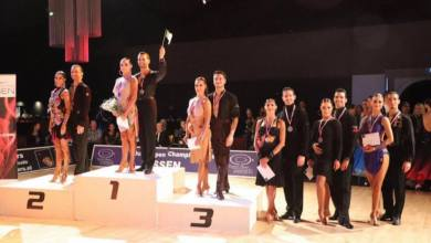 Photo of Assen – Sinardi  e Kharchenko (ITA) vincono Dutch Open