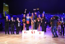 Photo of WDSF Italia in finale al Campionato Mondiale Youth Latin
