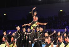 Photo of WDSF Campionato del mondo Formation  Latin