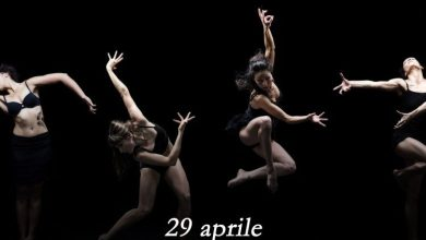 Photo of 29 Aprile Giornata internazionale  della Danza 2020