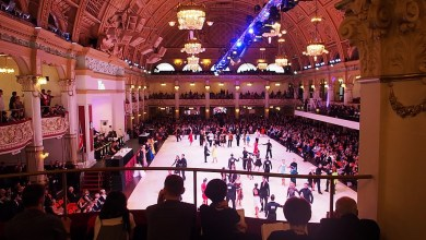 Photo of La settimana del Blackpool Dance Festival