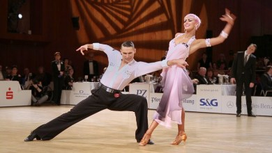 Photo of Khystyna Moshenska e Andrei Balan sono i Campioni di Germania