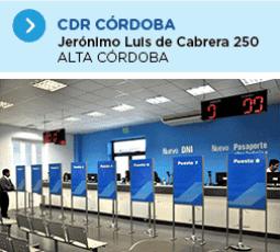 Centro de Documentación Rápida en Alta Córdoba
