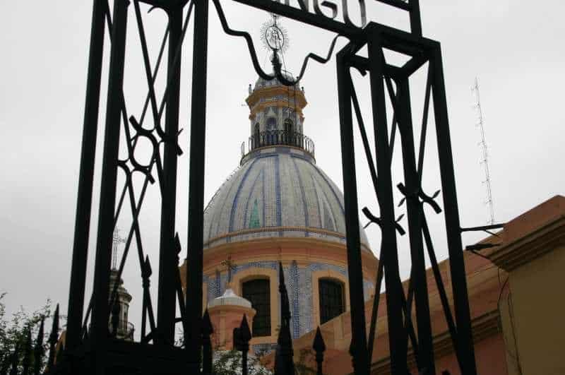 Cripta Santo Domingo