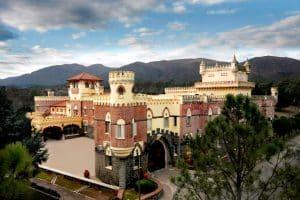 El Castillo Hotel Fábrega en Valle Hermoso
