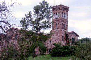 Castillo de Furt en Villa Carlos Paz