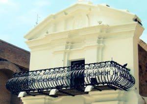 Balcon Obispo Mercadillo