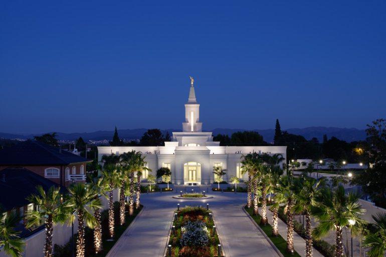 Templo Mormon de Cordoba Villa Belgrano