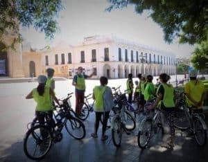 bike tour cordoba