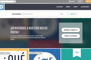 Nuevo sitio web de NIC Argentina