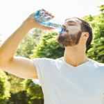 La hidratación es la clave para evitar un golpe de calor